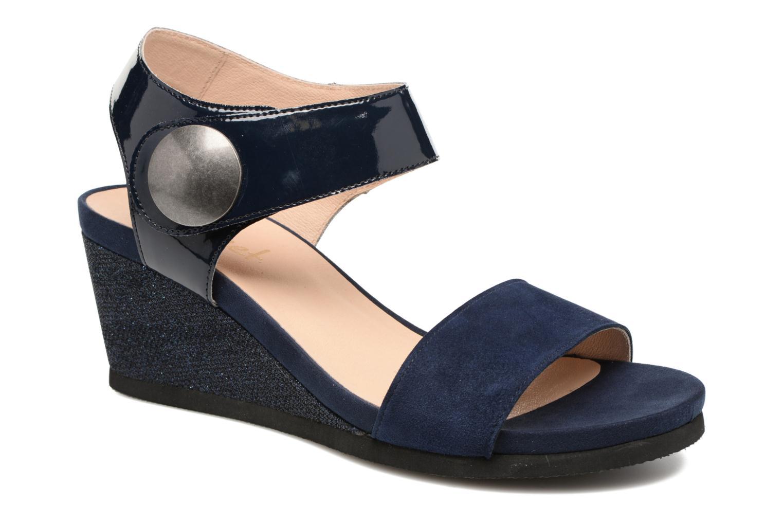 Sandales et nu-pieds Sweet Zuako Bleu vue détail/paire
