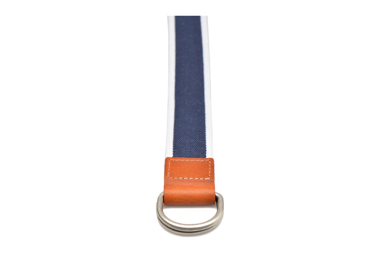 Ceintures Esprit Webbing belt Bleu vue portées chaussures