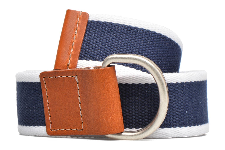 Ceintures Esprit Webbing belt Bleu vue détail/paire