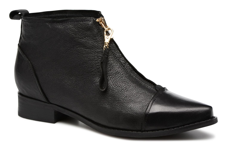 Bottines et boots Shoe the bear Anna Noir vue détail/paire