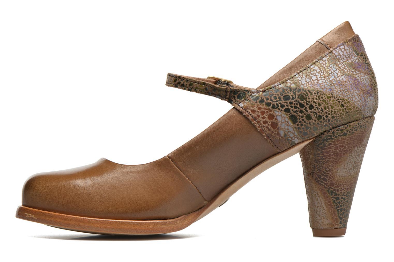 Zapatos de tacón Neosens Beba S930 Marrón vista de frente