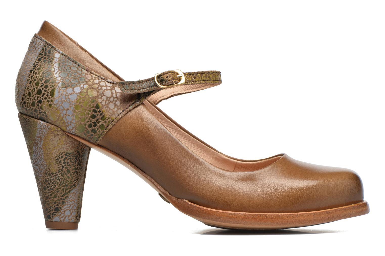 Zapatos de tacón Neosens Beba S930 Marrón vistra trasera