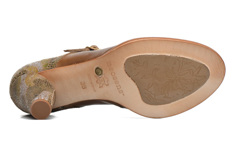 Zapatos de tacón Neosens Beba S930 Marrón vista de arriba