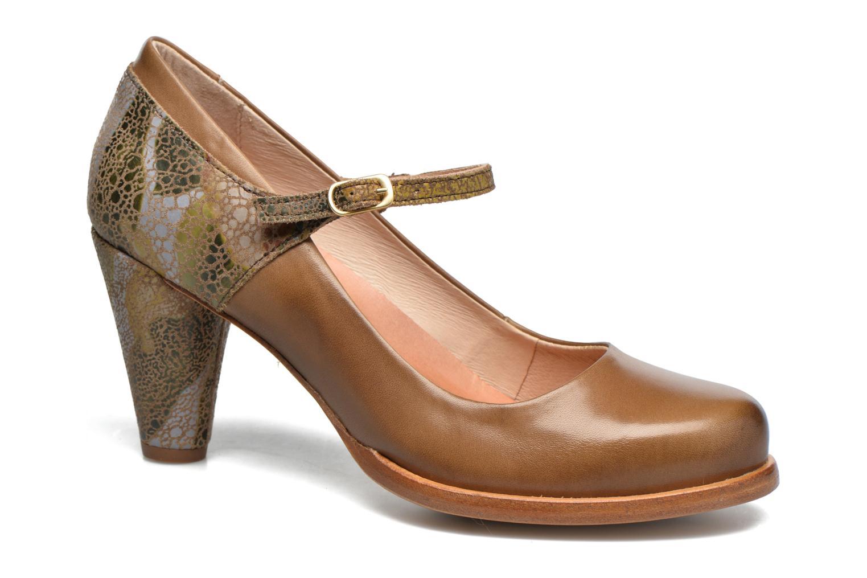 Zapatos de tacón Neosens Beba S930 Marrón vista de detalle / par