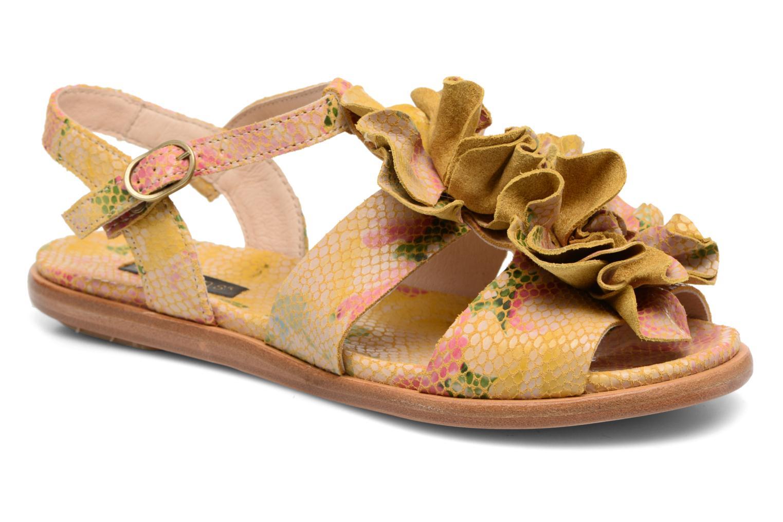 Zapatos promocionales Neosens Aurora S943 (Amarillo) - Sandalias   Los últimos zapatos de descuento para hombres y mujeres