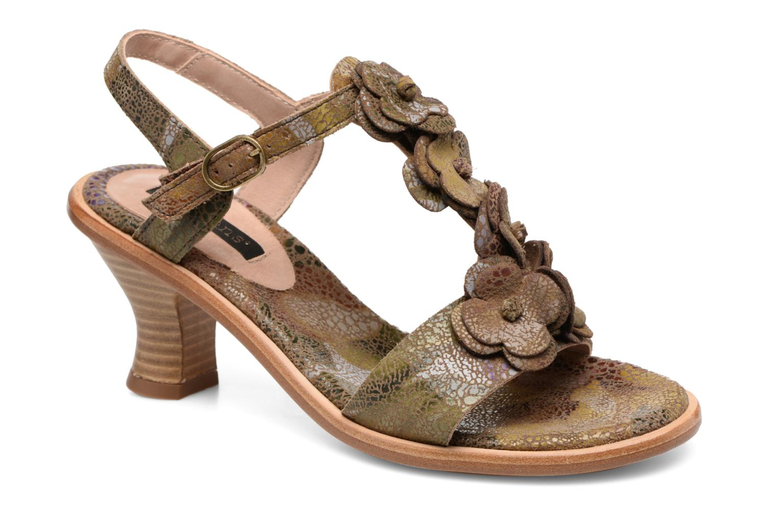 Negreda S982 Floral Taupe