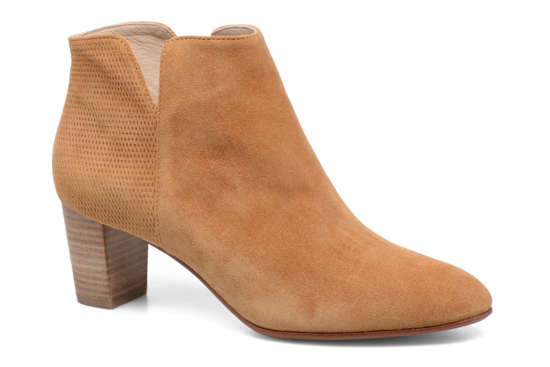 Boots en enkellaarsjes JB MARTIN 2Tahis Bruin detail
