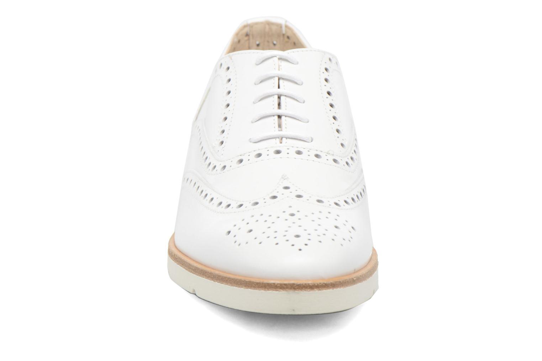 Chaussures à lacets JB MARTIN 1Falba Blanc vue portées chaussures