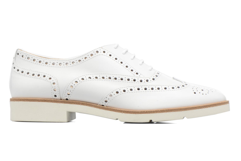 Chaussures à lacets JB MARTIN 1Falba Blanc vue derrière