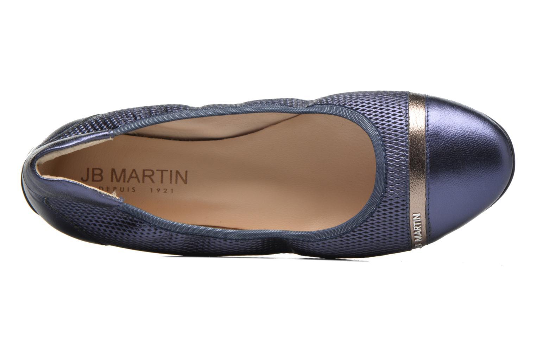 Zapatos promocionales JB MARTIN 3Omaley (Azul) - Bailarinas   Venta de liquidación de temporada