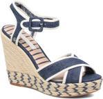 Sandales et nu-pieds Femme Walker Denim S17