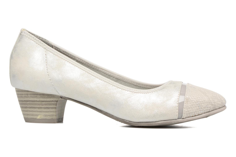 Ballerines Jana shoes Sofia Gris vue derrière