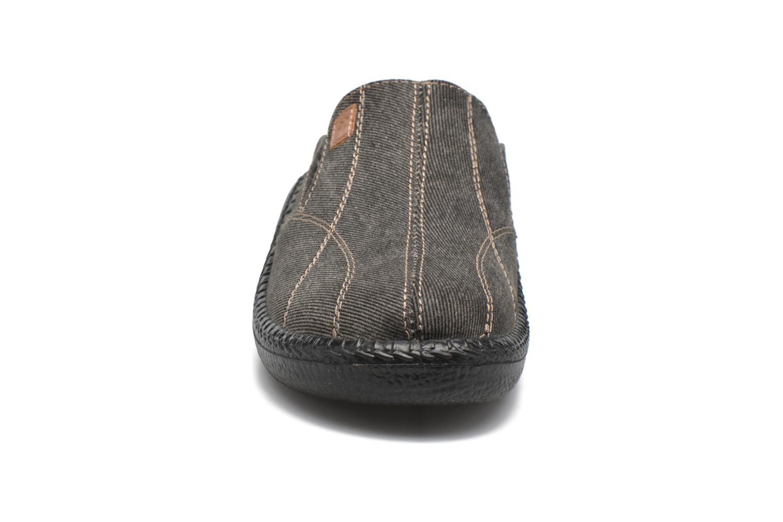 Chaussons Romika Mokasso 296 Marron vue portées chaussures