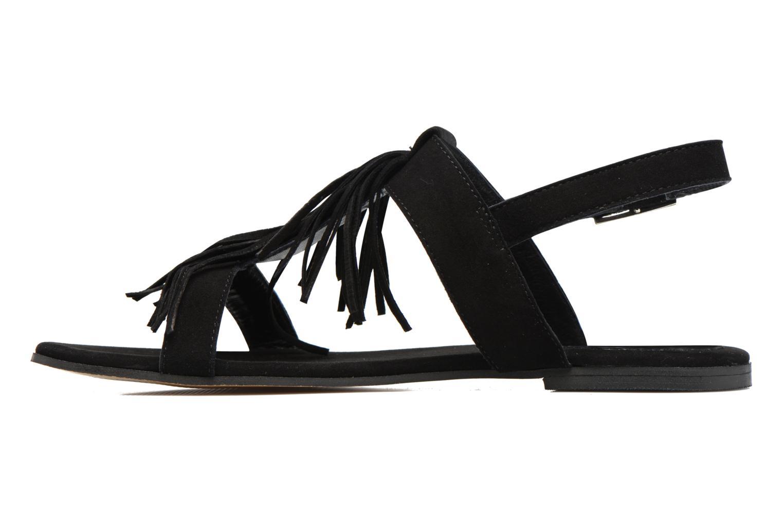 Sandales et nu-pieds Elizabeth Stuart Wlany 606 Noir vue face