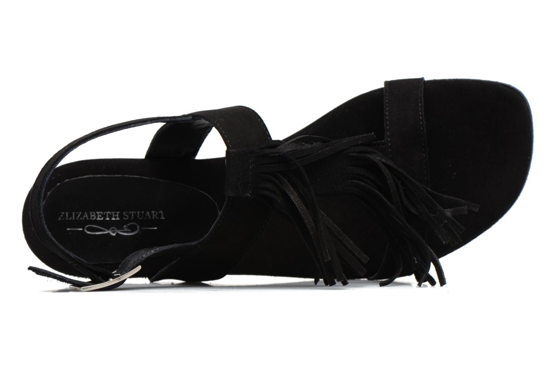 Sandales et nu-pieds Elizabeth Stuart Wlany 606 Noir vue gauche