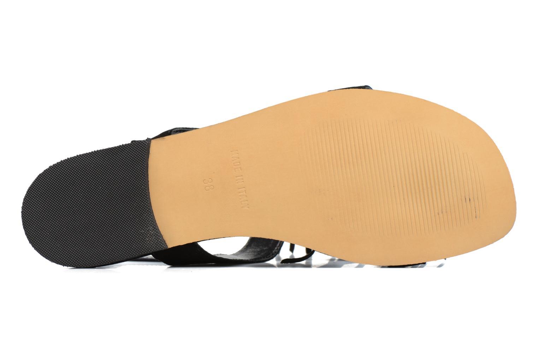 Sandales et nu-pieds Elizabeth Stuart Wlany 606 Noir vue haut