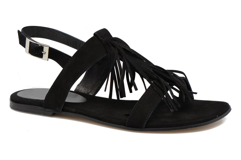 Sandales et nu-pieds Elizabeth Stuart Wlany 606 Noir vue détail/paire