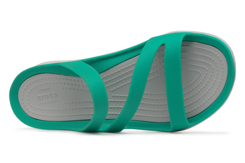 Crocs Swiftwater Sandal W Groen origineel kl69gLZeMG