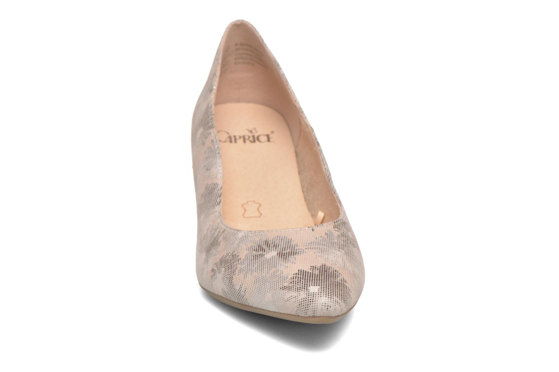 Escarpins Caprice Eva Gris vue portées chaussures