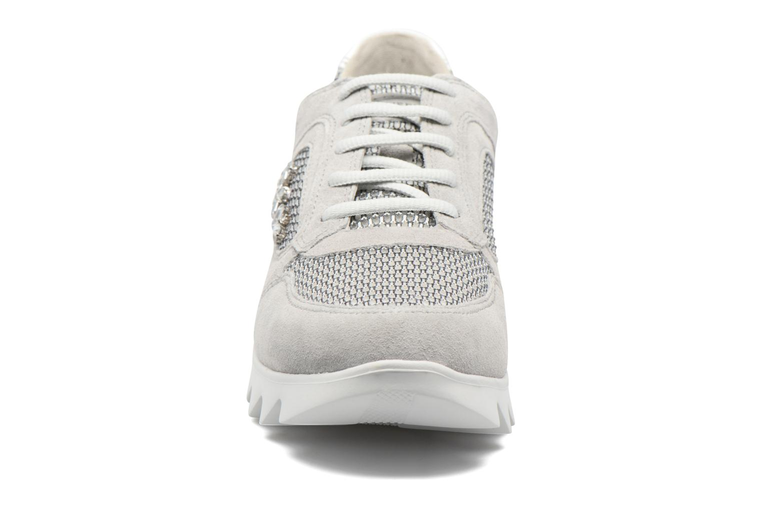 Baskets Stonefly Speedy Lady 1 Gris vue portées chaussures
