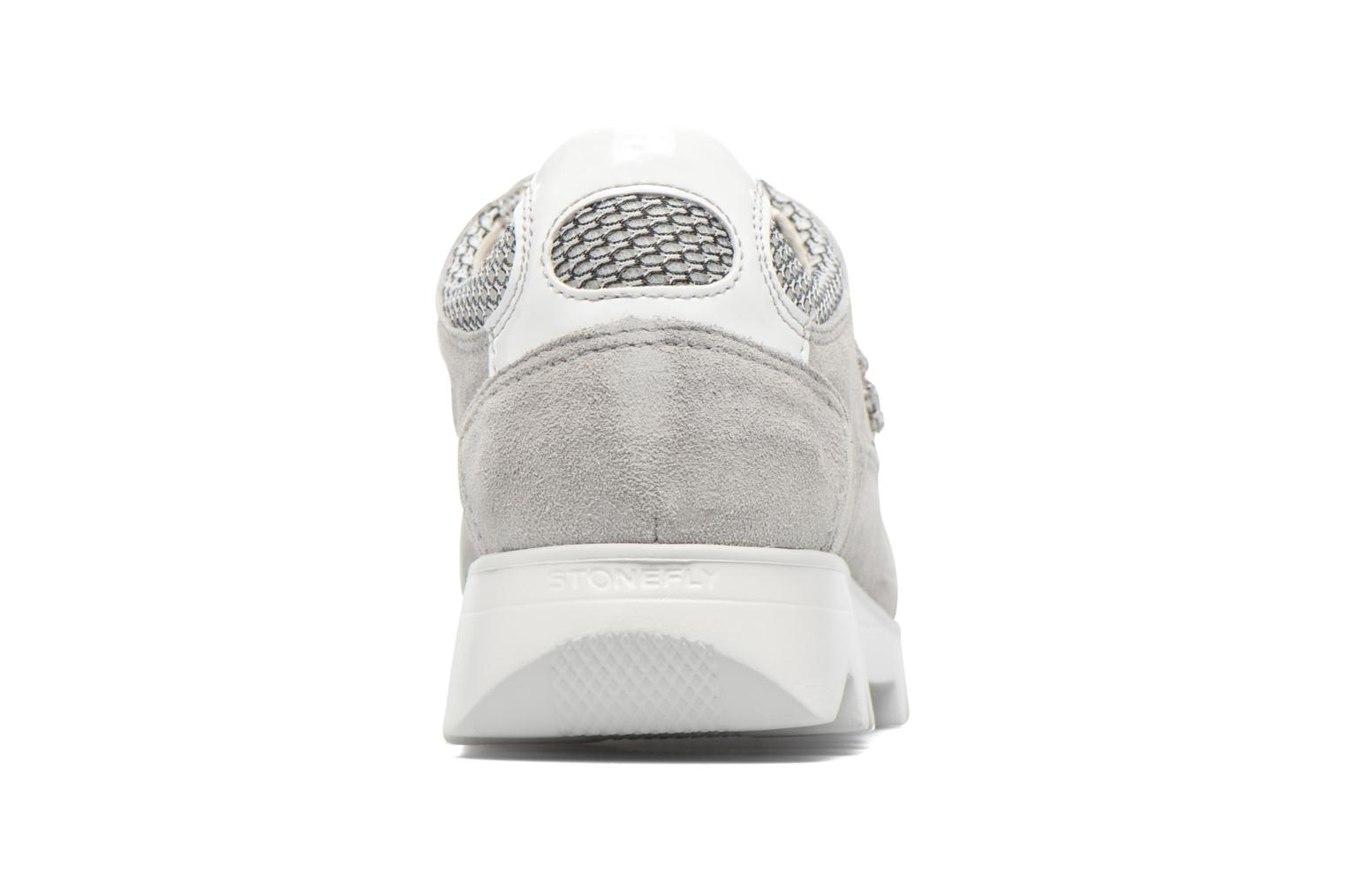 Baskets Stonefly Speedy Lady 1 Gris vue droite