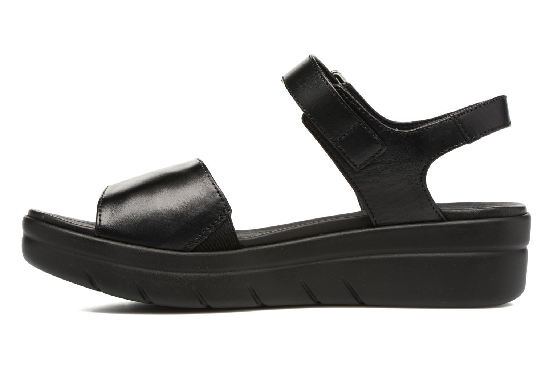 Sandales et nu-pieds Stonefly Aqua III 2 Noir vue face