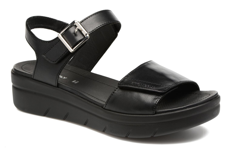 new product ebd33 041b6 Zapatos promocionales Stonefly Aqua III 2 (Negro) - Sandalias Gran descuento