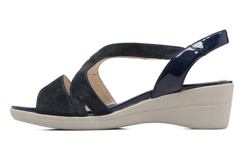 Sandales et nu-pieds Stonefly Vanity III Bleu vue face