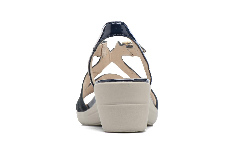 Sandales et nu-pieds Stonefly Vanity III Bleu vue droite