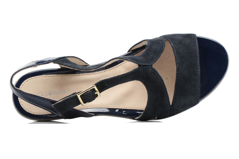 Sandales et nu-pieds Stonefly Vanity III Bleu vue gauche