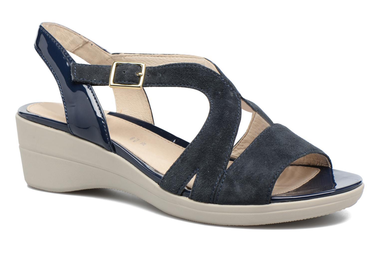 Sandales et nu-pieds Stonefly Vanity III Bleu vue détail/paire