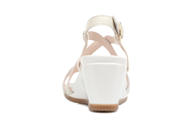 Sandales et nu-pieds Stonefly Sweet III 5 Blanc vue droite