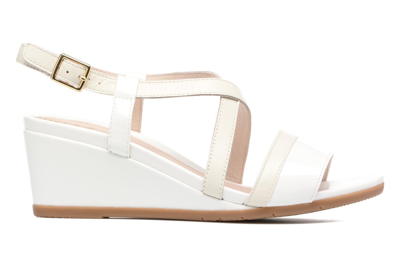 Sandales et nu-pieds Stonefly Sweet III 5 Blanc vue derrière