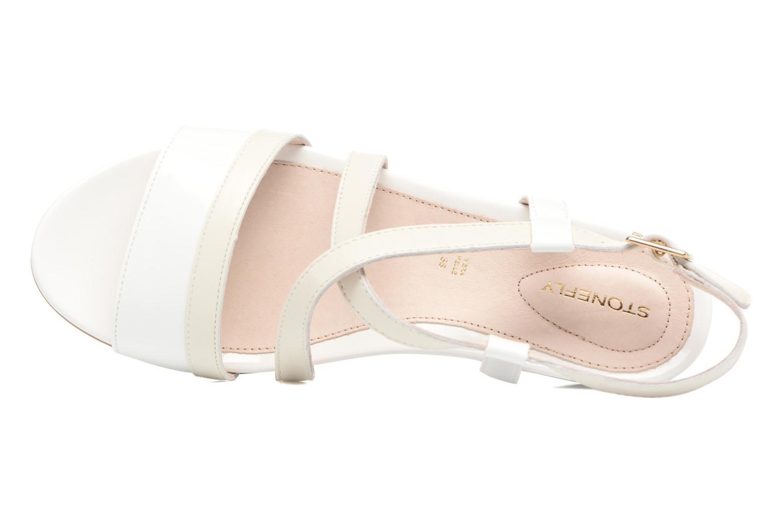 Sandales et nu-pieds Stonefly Sweet III 5 Blanc vue gauche