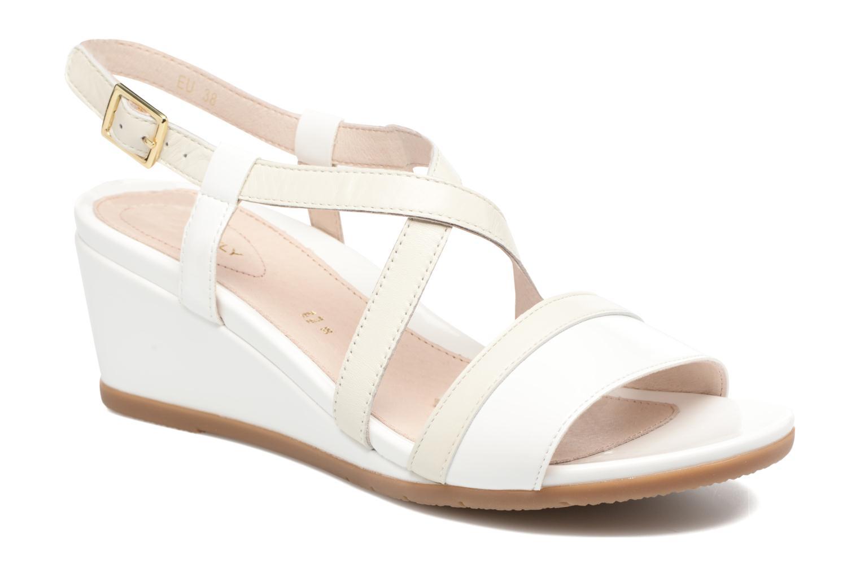 Sandales et nu-pieds Stonefly Sweet III 5 Blanc vue détail/paire