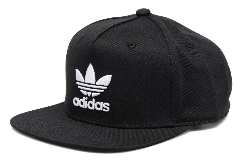 Divers Adidas Originals AC CAP TRE FLAT Casquette Noir vue détail/paire