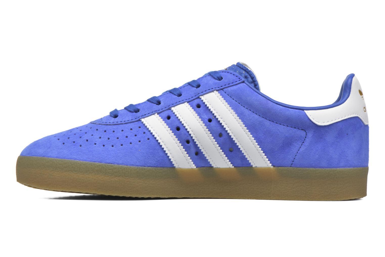 Baskets Adidas Originals Adidas 350 Bleu vue face