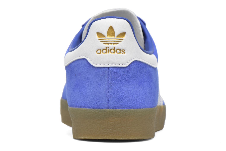 Baskets Adidas Originals Adidas 350 Bleu vue droite