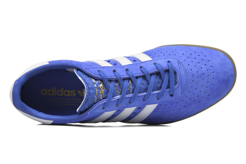 Baskets Adidas Originals Adidas 350 Bleu vue gauche
