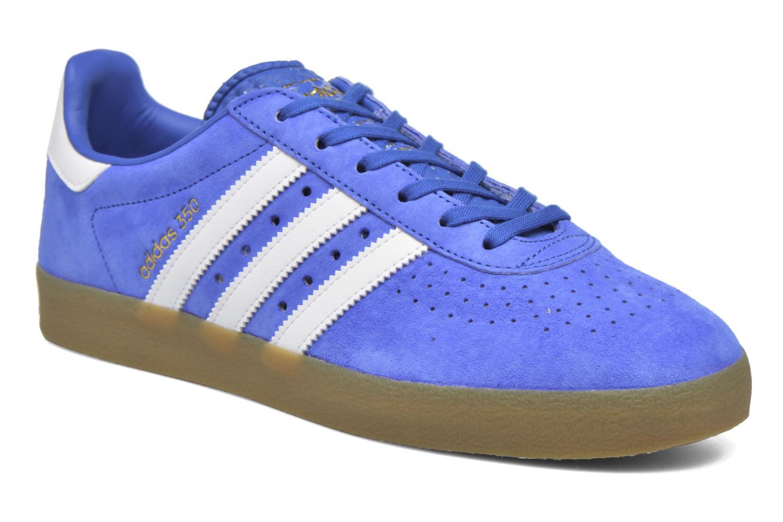 Baskets Adidas Originals Adidas 350 Bleu vue détail/paire