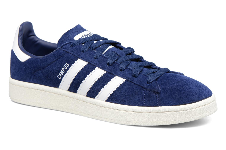 Marques Chaussure homme Adidas Originals homme Campus Noiess/Ftwbla/Blacra