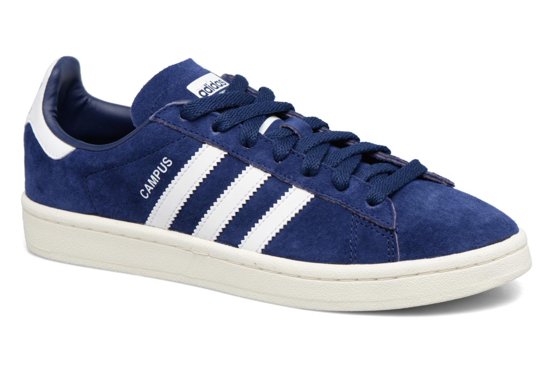 Zapatos promocionales Adidas Originals Campus W (Azul) - Deportivas   Gran descuento