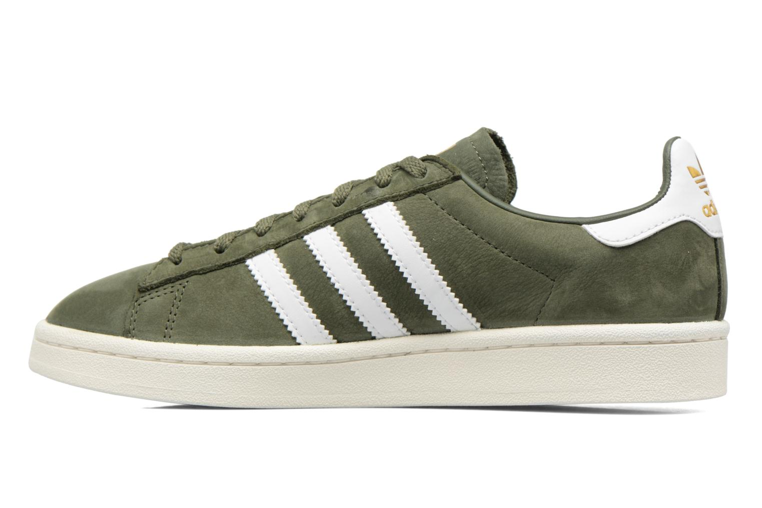 Baskets Adidas Originals Campus W Vert vue face