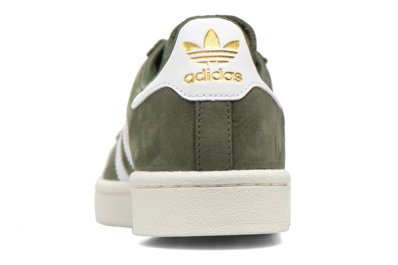 Sneakers Adidas Originals Campus W Groen rechts