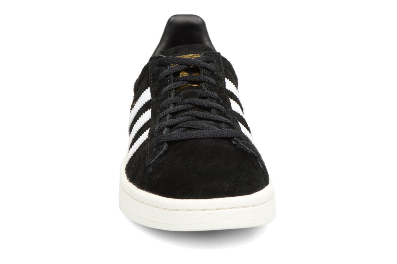 Baskets Adidas Originals Campus W Noir vue portées chaussures