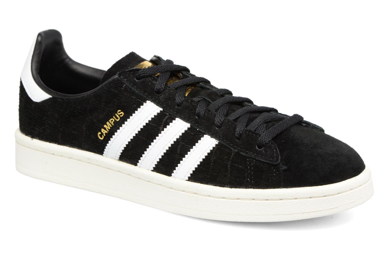 Sneakers Adidas Originals Campus W Zwart detail