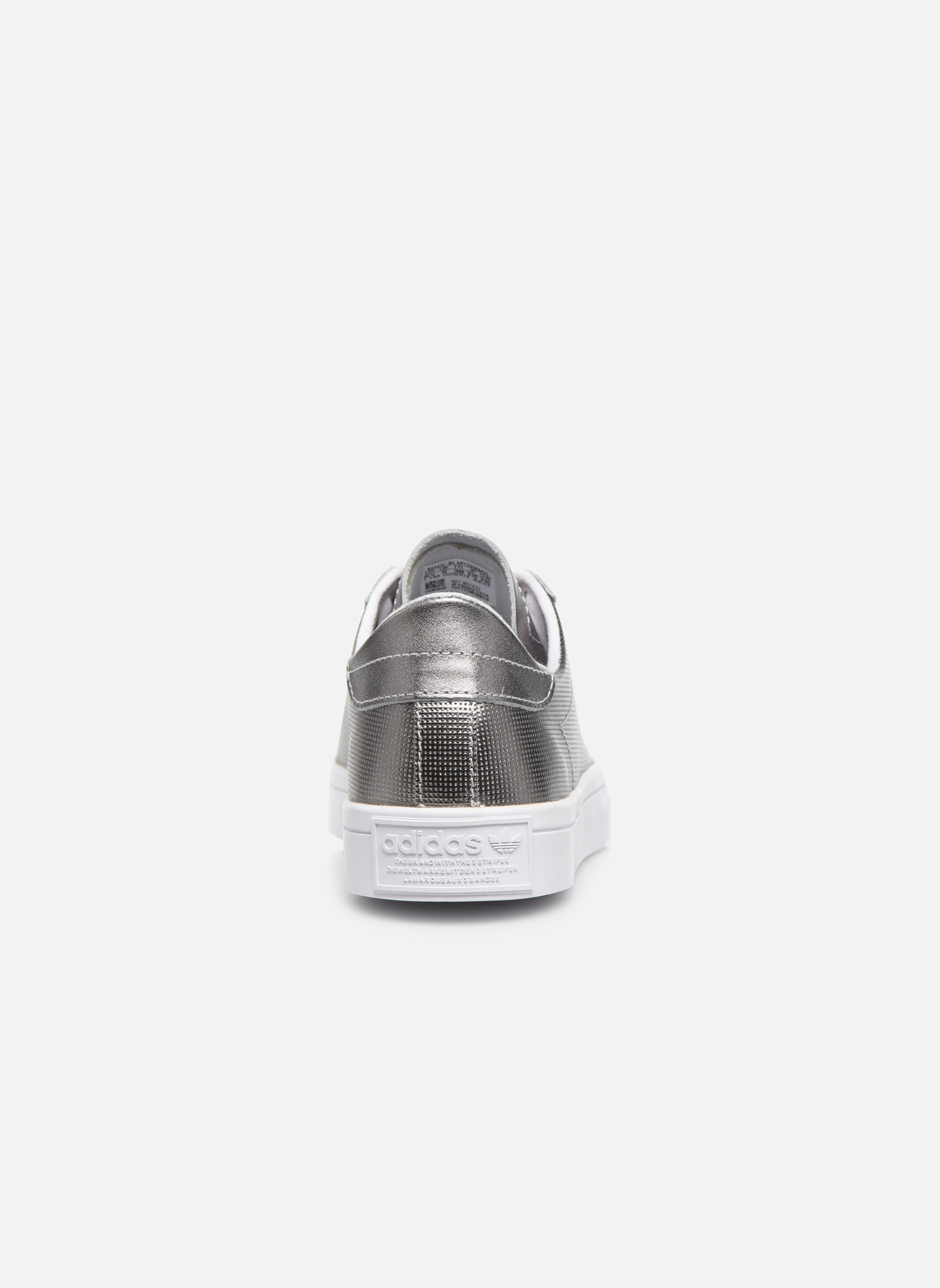 Sneakers Adidas Originals Courtvantage W Grigio immagine destra