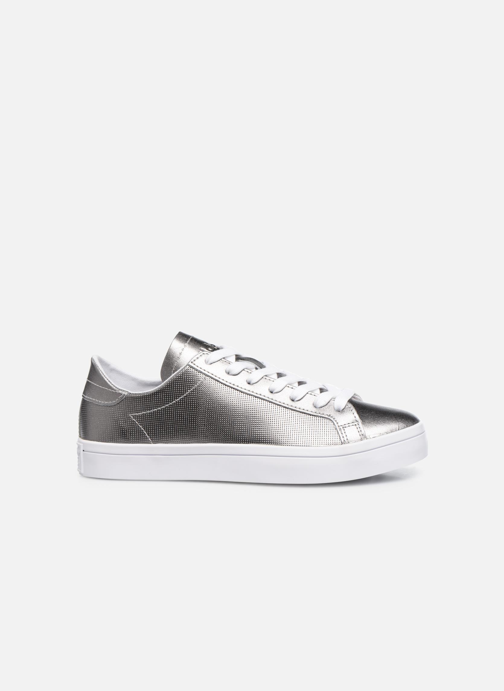 Sneakers Adidas Originals Courtvantage W Grigio immagine posteriore