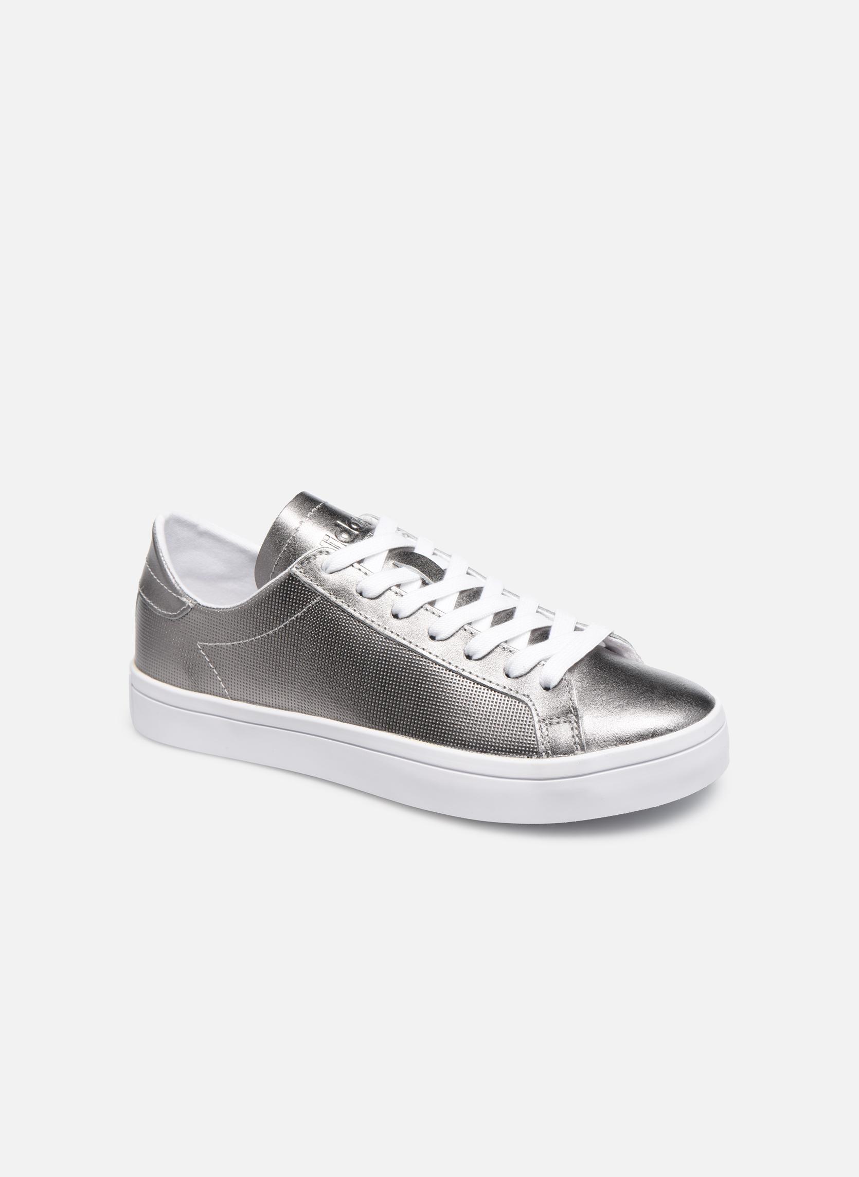 Sneakers Adidas Originals Courtvantage W Grigio vedi dettaglio/paio