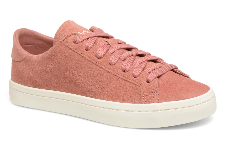 adidas court vantage roze